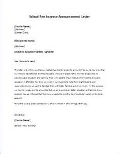 Certification Announcement Letter price increase announcement letter to client writeletter2 com