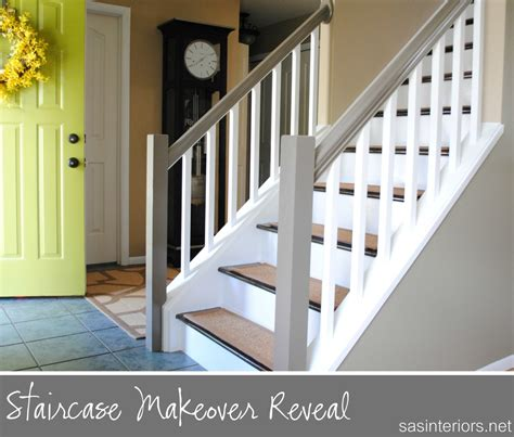 Staircase Makeover Ideas Carpet To Wood Stairs Construction Home Business Directory