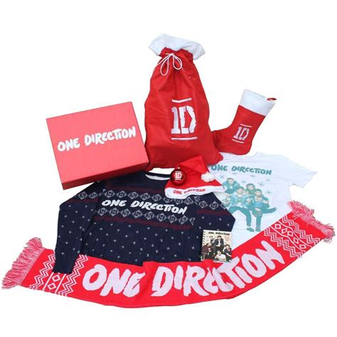 get festive af with this official one direction gift box