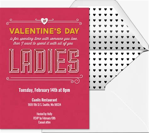 25 Best Valentine Invitation Templates For 2015 Free Premium Templates S Day Invitation Template
