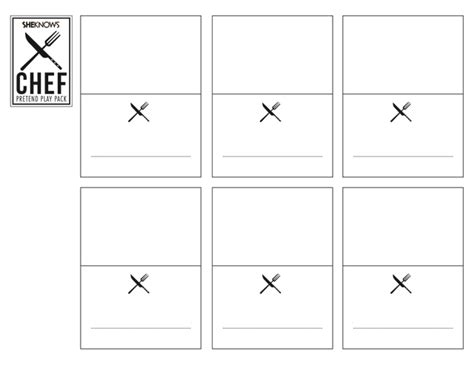 printing templates for place cards 19 printable place cards baby