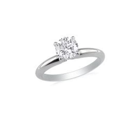 1 4ct 14k white gold engagement ring new low price