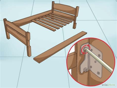 How To Fix Metal Bed Frame Squeaky Metal Bed Frame How To Make A Metal Bed Frame Stop Squeaking Ehow Guaranteed Squeak
