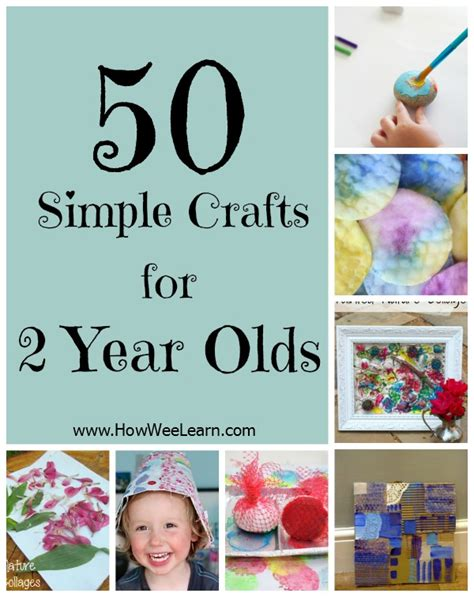 ornaments for two year olds to make 50 crafts for 2 year olds how wee learn