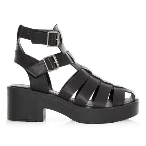 black chunky gladiator sandals black chunky caged hi top gladiator sandals