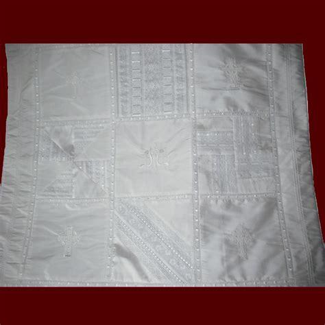 Heirloom Quilts Heirloom Christening Quilt Christening Blankets