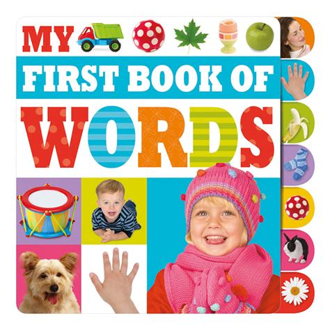 a first book of my first book of words make believe ideas uk