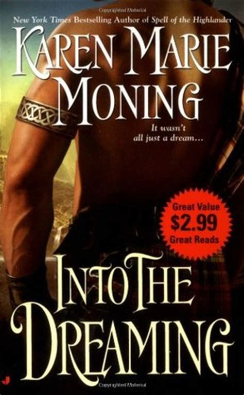 to the highlander books into the dreaming highlander 8 by moning