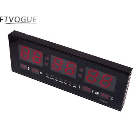 Baldr Jam Digital Countdown Timer Thermometer Hygrometer kaufen gro 223 handel jumbo digitaluhr aus china jumbo digitaluhr gro 223 h 228 ndler aliexpress