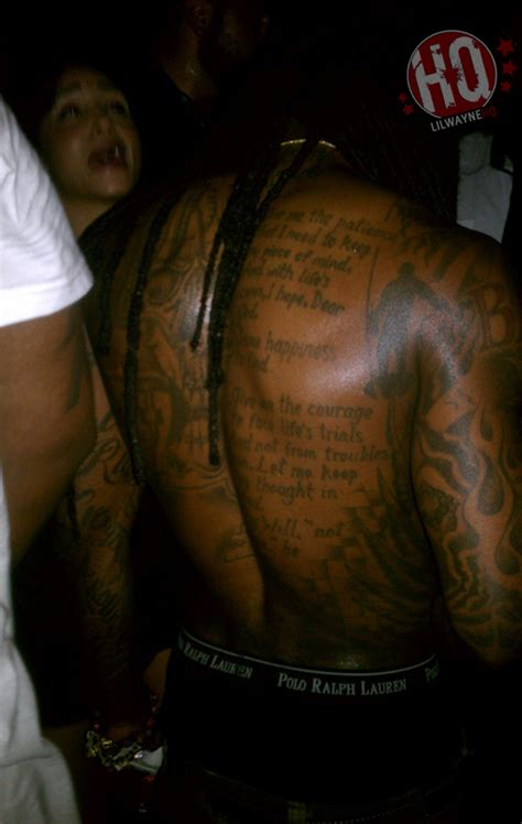 tattoo girl lyrics lil wayne lil wayne tattoos