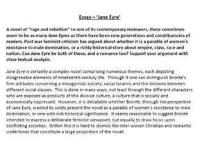 Eyre Essay by Poetry Essay S Shop Teaching Resources Tes