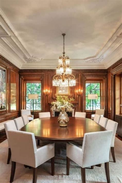heres  absolutely beautiful dining room