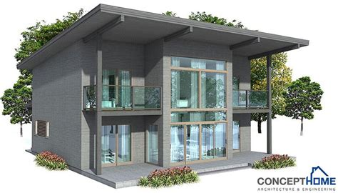 small house plans with second floor balcony house plans and design modern house plans with balcony on