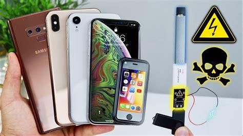 usb killer vs iphone xs max xr note 9 juul instant