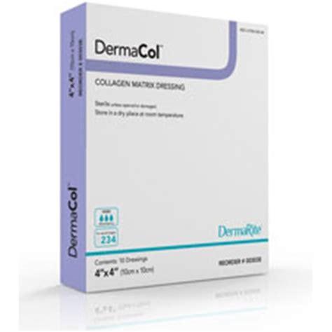dermacol collagen matrix dressing at healthykin