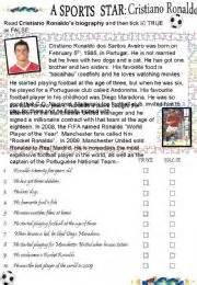 cristiano ronaldo biography book pdf esl smartboard lessons ronaldo 180 s biography