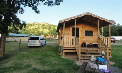 spokane creek cabins cground keystone sd