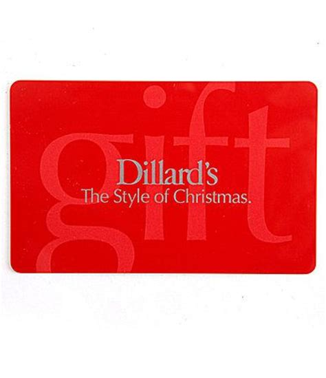 Dillard Gift Card - gift card dillards wish list pinterest