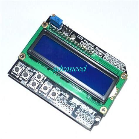 Atmega328 Cpu Module lcd keypad shield lcd1602 lcd 1602 module display for