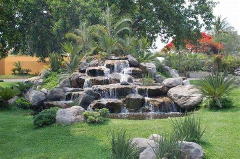 imagenes de jardines y cascadas jardines con cascadas imagui