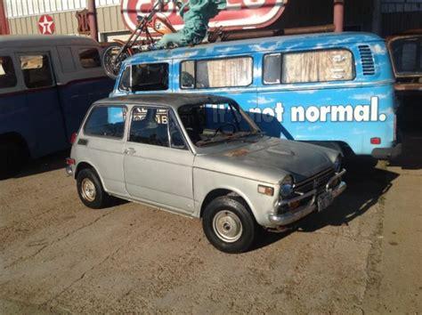 72 honda civic 1972 72 honda 600 n600 micro car small subaru 360 tiny