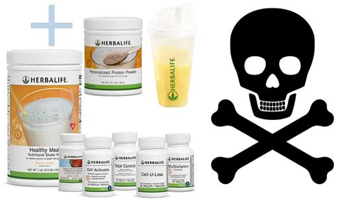 Herbalife Detox Side Effects by Herbalife Problem Liver Kidney Brain Blood Pressure
