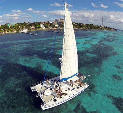 catamaran ultramar cancun max catamaran catamarans in cancun boats in cancun