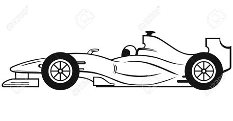 cartoon sports car black and white cartoon race car black and white www pixshark com