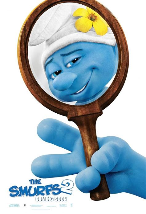 The Smurfs 2 Vanity more the smurfs 2 posters vanity smurf hackus