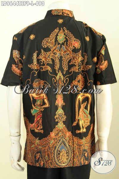 Kemeja Pria Lengan Pendek Batik Premium Kemeja Batik Lengan Pendek Premium Pria Kantoran Hem
