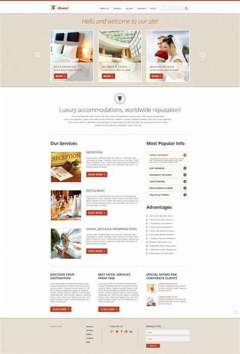 joomla template responsive hotels responsive joomla template 50591