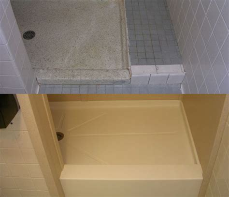 Replacing Shower Pan by Shower Pan Replacement Picture Image Of Fiberglass Shower Pan 33 36 By 72 Shower