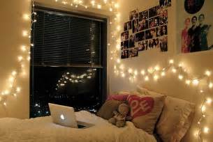 Bedroom ideas how to decorate your dorm room with fairy lights