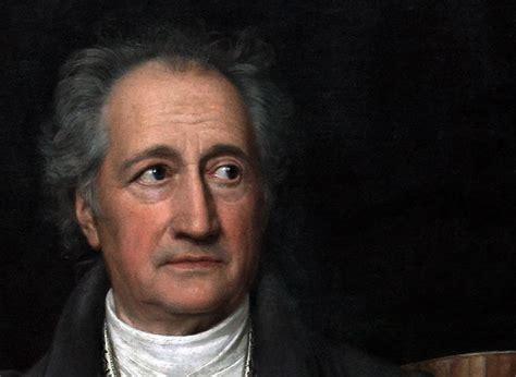 Tabellarischer Lebenslauf Johann Wolfgang Goethe Zum 185 Todestag War Goethe Ein Ufo Zeuge