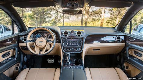 bentley bentayga interior 2017 bentley bentayga interior cockpit hd wallpaper 49