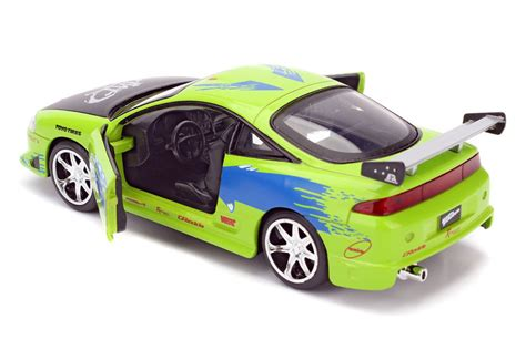 brian s eclipse fast and the furious jada toys brians mitsubishi eclipse fast and furious item