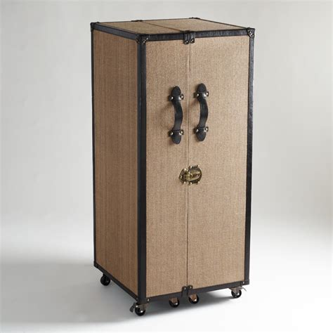 Trunk Bar Cabinet by Clyde Steamer Trunk Bar World Market