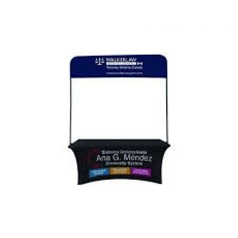 table top advertising display table top banners custom display banners advertising