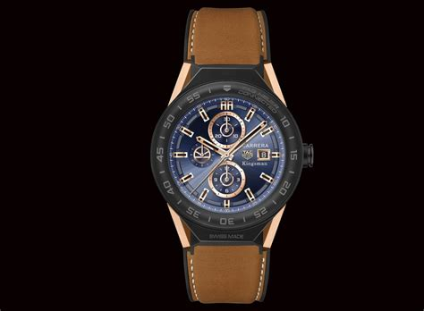 Tag Heuer Kingsman Edition Is Every Android User Dream   TechTheLead