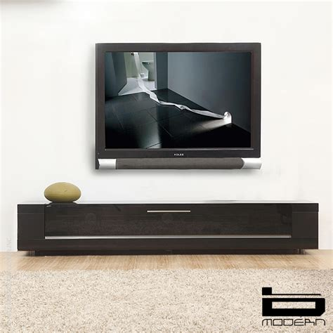 modern tv stands b modern editor remix matte black tv stands