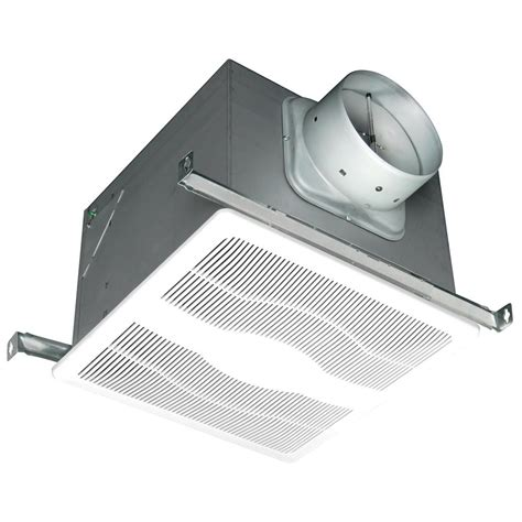 panasonic 0 3 sone 110 cfm white bathroom fan panasonic whisperwarm 110 cfm ceiling exhaust bath fan