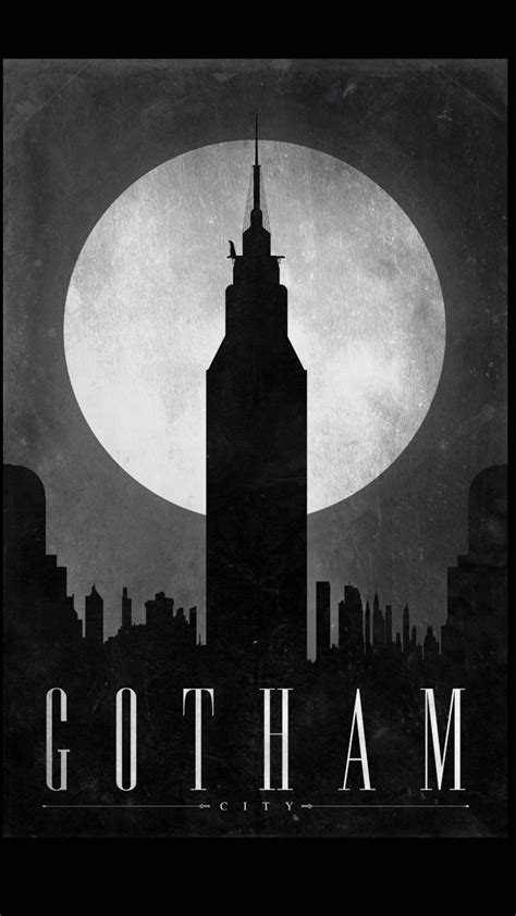 Gotham city wallpaper   (74262)
