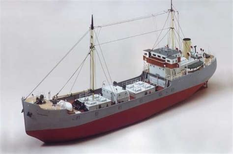 rc boats cornwall caldercraft brannaren swedish coastal tanker 1 48 scale