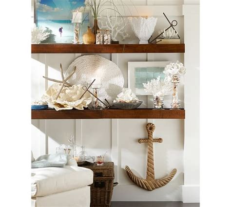 White Coral Home Decor by White Spike Coral Pottery Barn