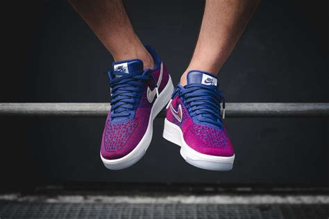 Nike Air 1 Flyknit Low Usa nike air 1 ultra flyknit low prm quot usa quot released