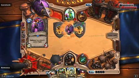 hearthstone legend deck hearthstone legend deck profile gameplay