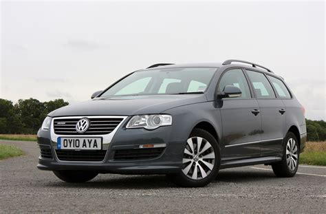2005 Volkswagen Passat Mpg by Volkswagen Passat Estate 2005 2011 Running Costs Parkers