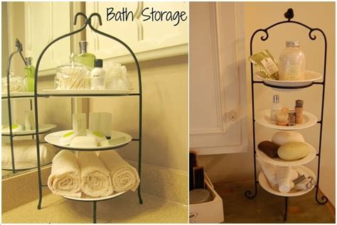 Upcycled Bathroom Storage Awesome Blue Upcycled Bathroom Upcycled Bathroom Storage