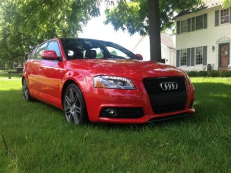 2010 audi a3 mpg purchase used 2010 audi a3 tdi s line 42 mpg in summit