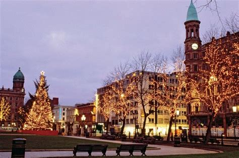 images of christmas in ireland top 5 best christmas destinations in the uk